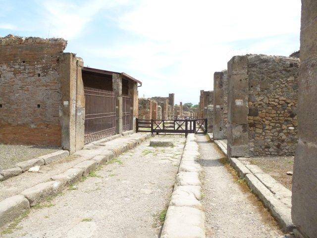 Дома обычных граждан Помпей