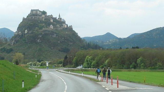 Средневековый австрийский замок (16 век)
