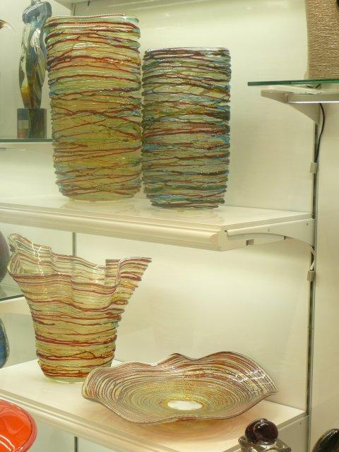 Муранские вазы