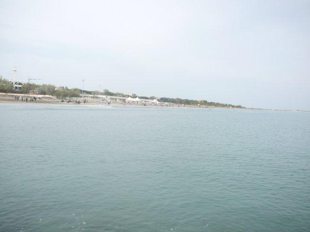 о.Лидо. Бесконечный пляж.