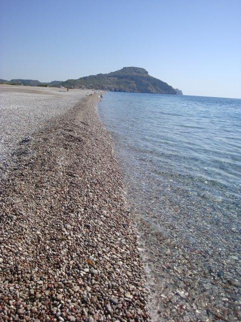 Пляж в Афанду