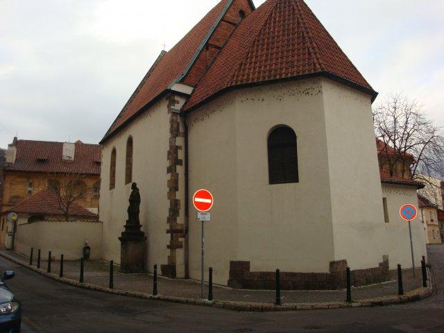 Костел Яна Крестителя на прадле (белье)
