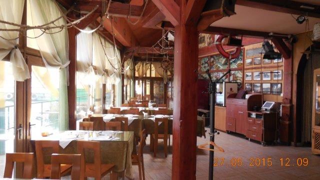 ресторан изба рыбака в москве