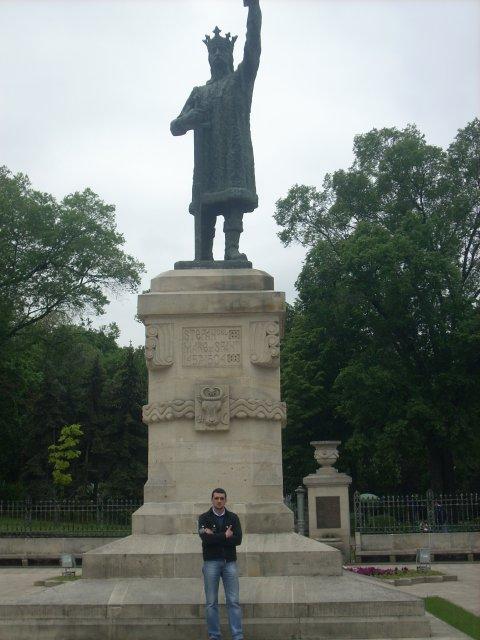 Парк имени «Штефана чел Маре», Молдова