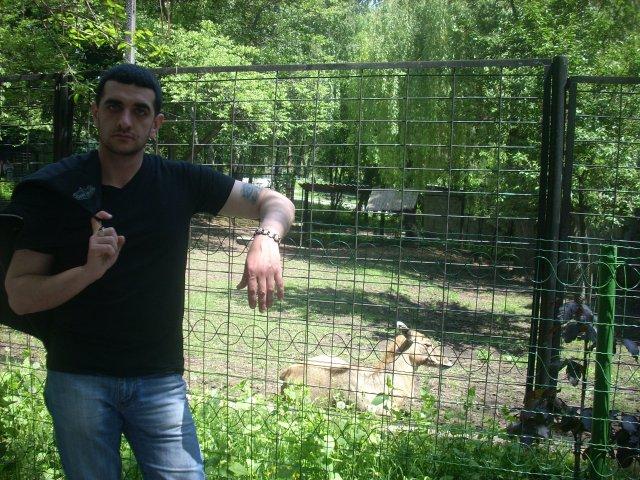 Кишинёвский зоологический парк, Молдова