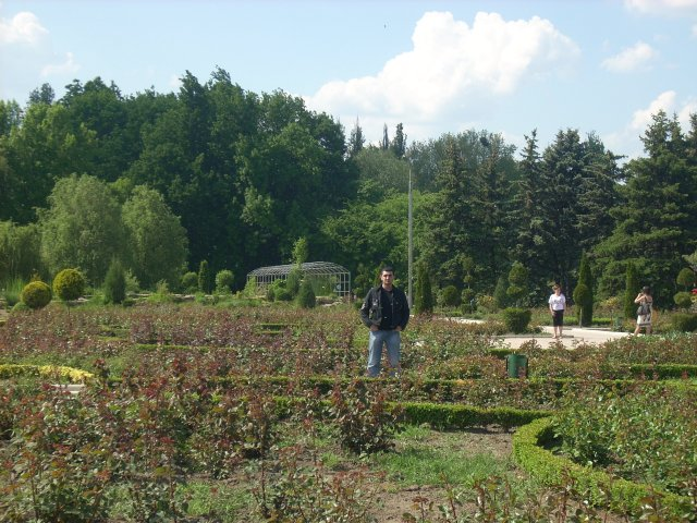 Ботанический саду Кишинева, Молдова