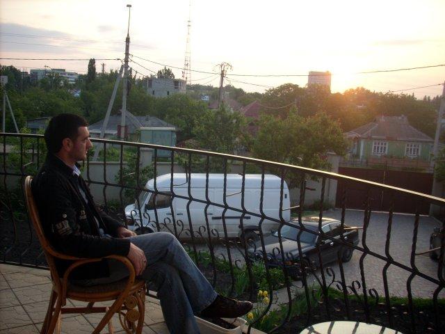 Последний рассвет в Кишиневе, Молдова