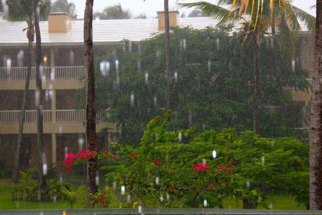 дождь - 15мин и снова солнце