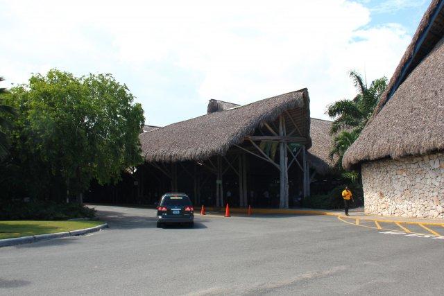 аэропорт в Пунта Кана