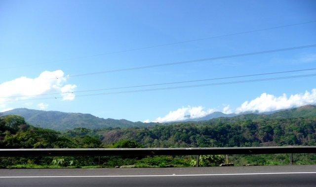 Дорожные пейзажи