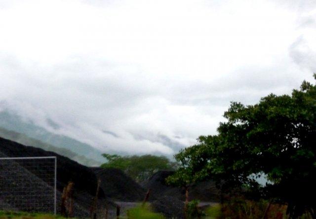 Горы после дождя
