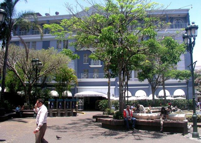 гостиница популярна у российских туристов