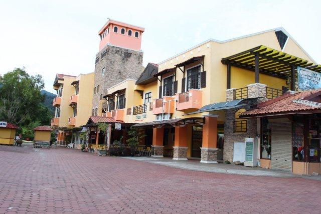Geopark Oriental Village Hotel. Главный корпус