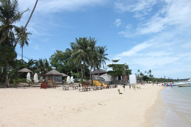 Пляж Bohput