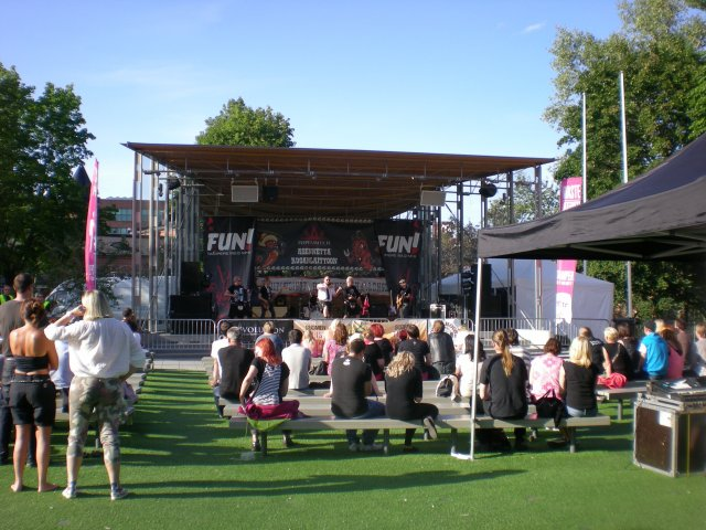 Концерт на Лайкунлава