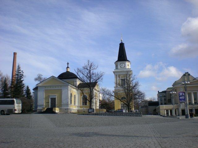 Vanha Kirkko - Старая Церковь