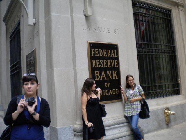 Федеральный резервный банк Чикаго, США