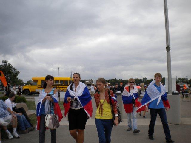 """Авиационного шоу """"Air Venture 2010"""" в Ошкоше, США"""