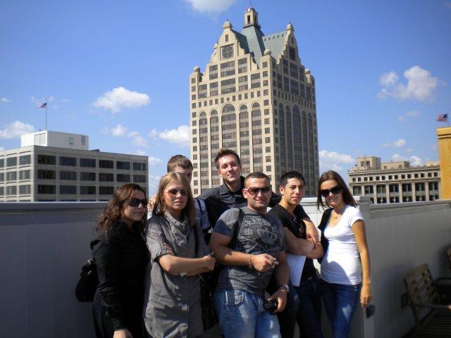 """Элитный спортивный клуб """"Milwaukee Athletic Club"""", Чикаго, США"""