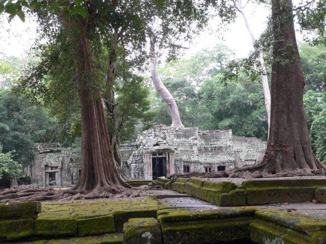Храм Ангкор-Ват, Камбоджа