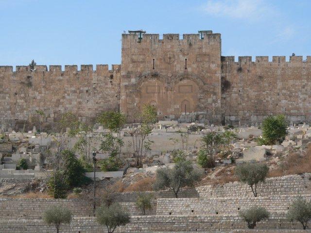 Золотые ворота, Израиль