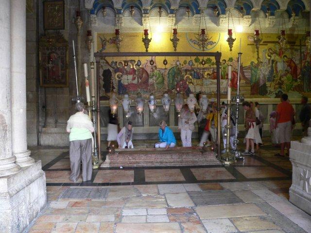 Храм Воскресения Христова, Иерусалим, Израиль