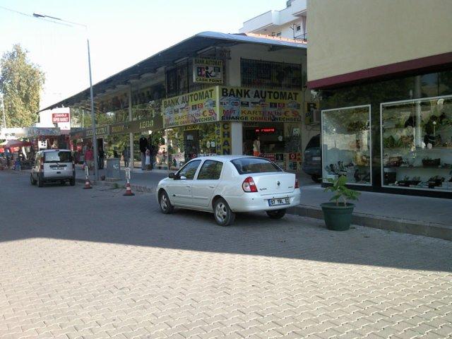 Машина напрокат в Турции