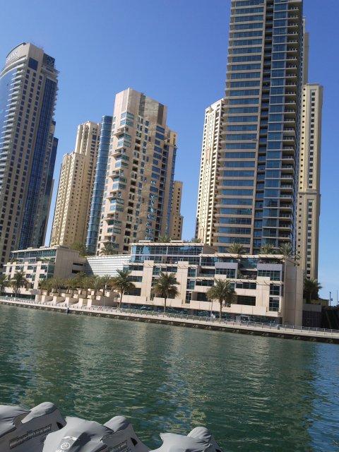 Вид на противоположный берег залива