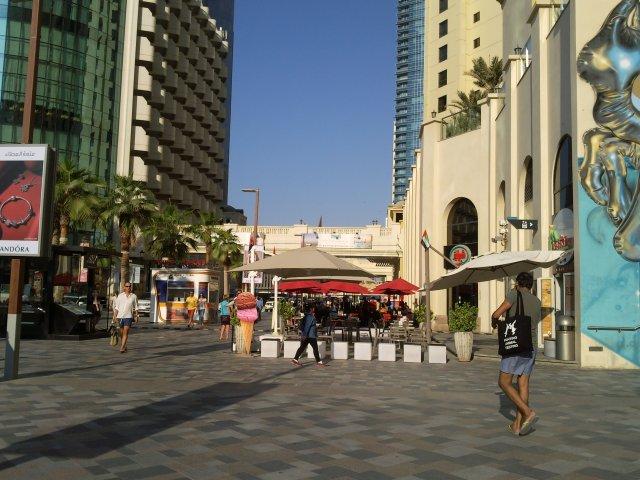 Дубай Марина.