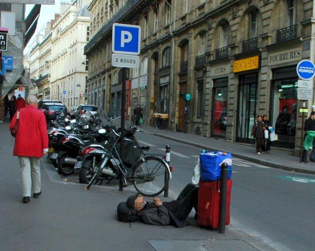 И снова  про Париж)
