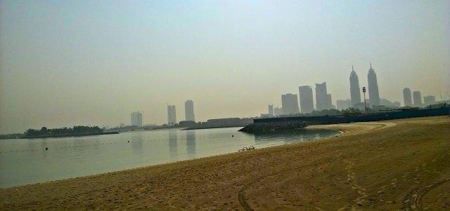Впереди-Дубай