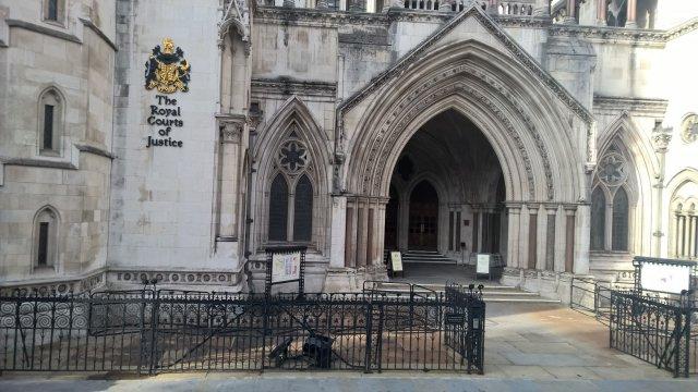 Королевский дворец юстиции