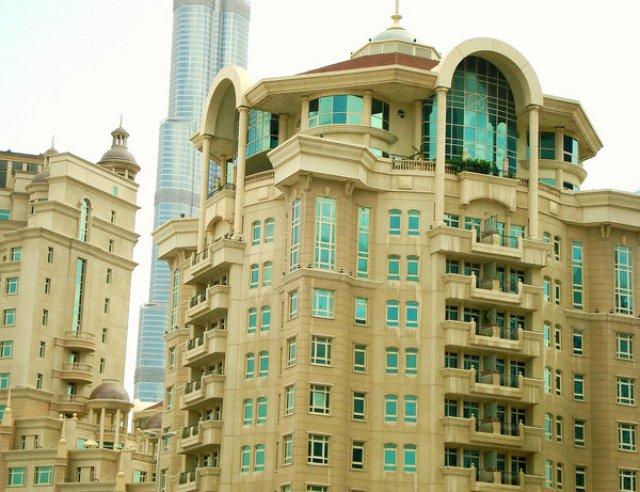 Домик в Дубай