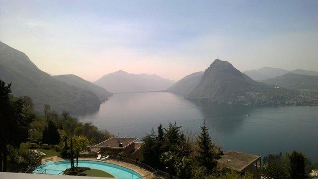 Уже - Швейцария, Монте Бре