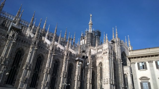 Миланский Дуомо