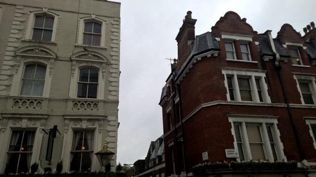 Дома на Лондон стрит