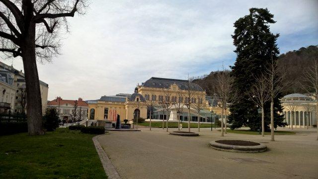 Баден, здесь находится Казино и зал для проведения конгресса