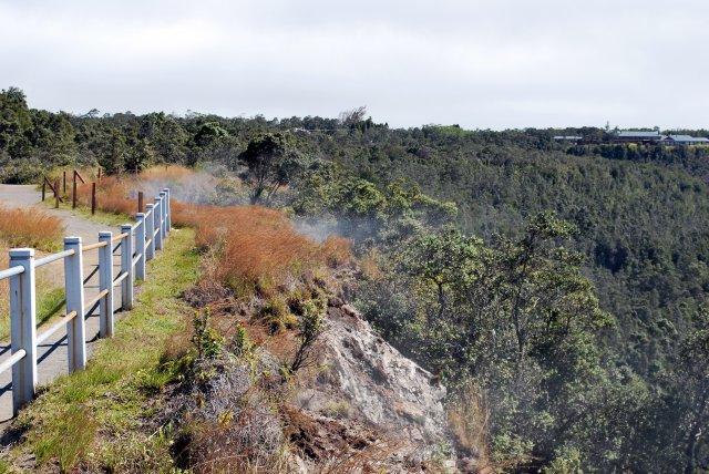 Гейзеры Большого острова, Гавайи