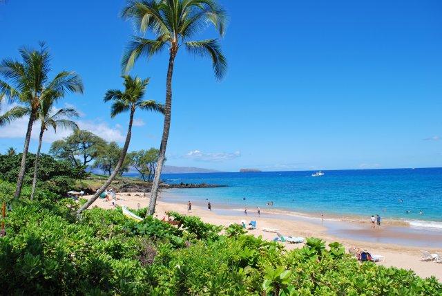 Пляж Ваймео, остров Оаху, Гавайи