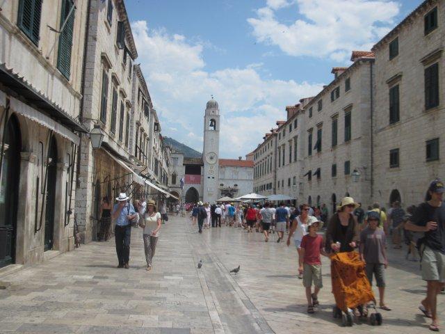 Страдун -главная улица Старого города