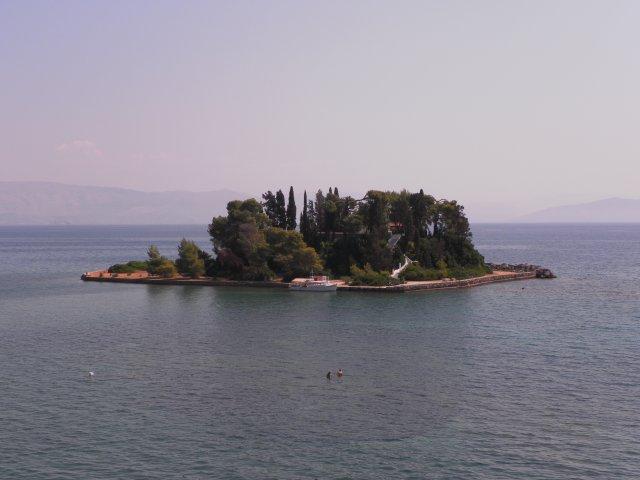 Островок Понтиконисси