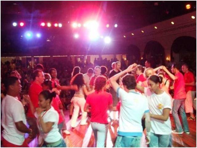 Танцевальный концерт с лучшими кубинскими Оркестрами