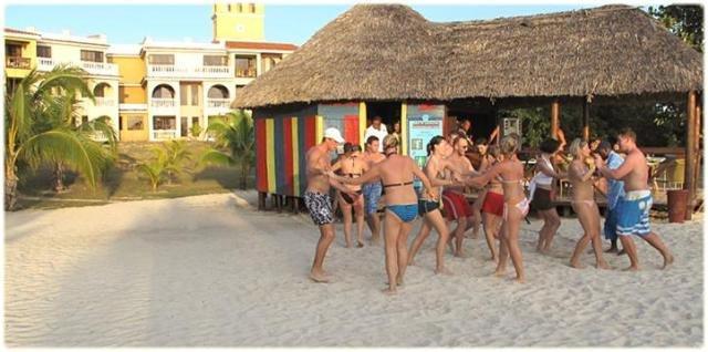 Занятия и танцевальные семинары на пляжах Кубы