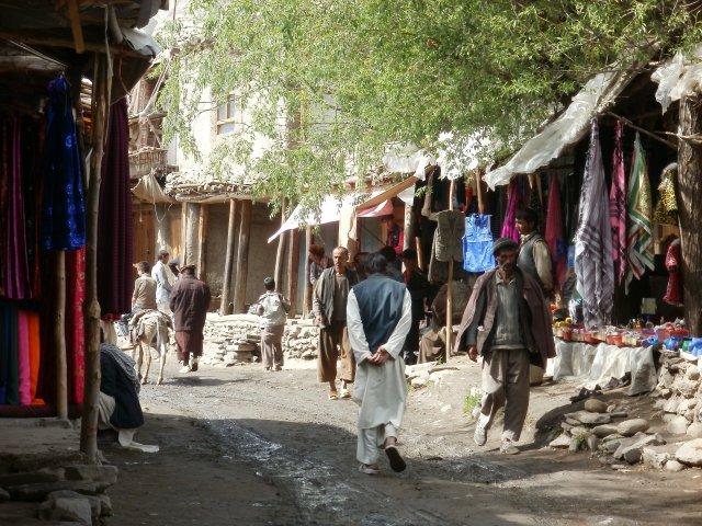 Афганский рынок