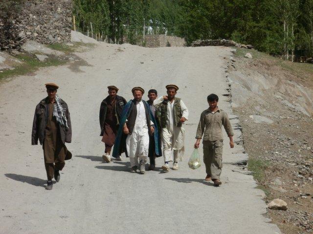 Афганские мужики