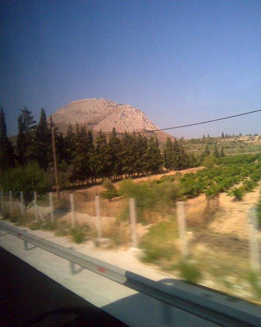 Гора Сизифа