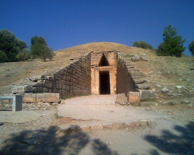Гробница Атрея
