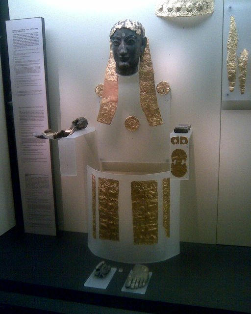 Хрисоэлефантинная статуя Аполлона