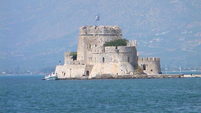 Крепость Бурдзи
