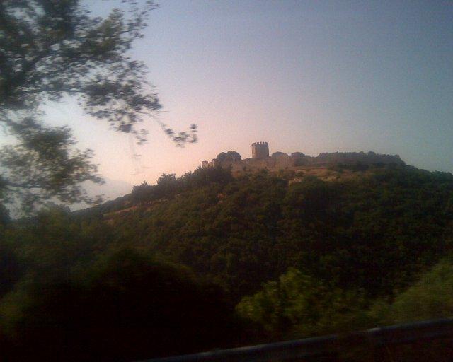 Крепость Платамонас